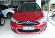 CITROËN C4 Lounge APTO CREDITO UVA 100 % FINANCIADO